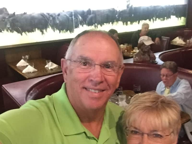 Ron & pam & Ron from Tulsa, Oklahoma, United States