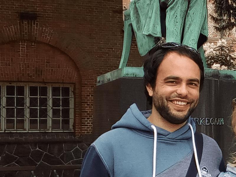 Felix from Freiburg, Germany