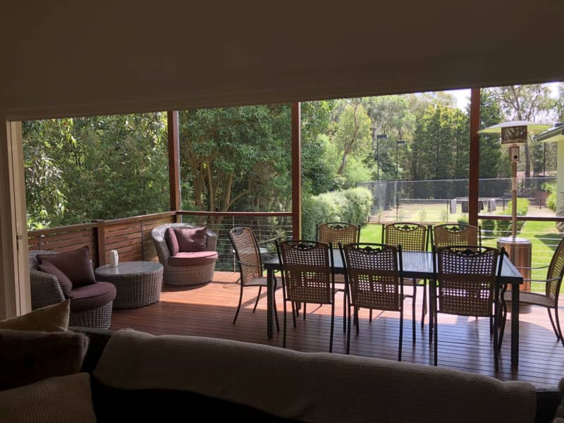 Housesitting assignment in Park Orchards, Victoria, Australia