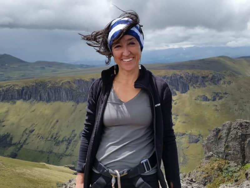 Marisa from Quito, Ecuador