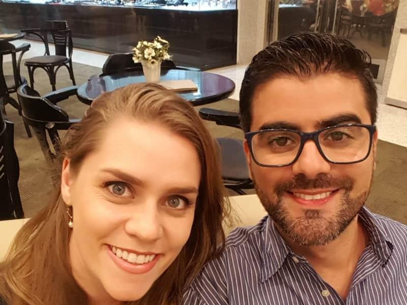 Brenno & Priscilla from Curitiba, Brazil