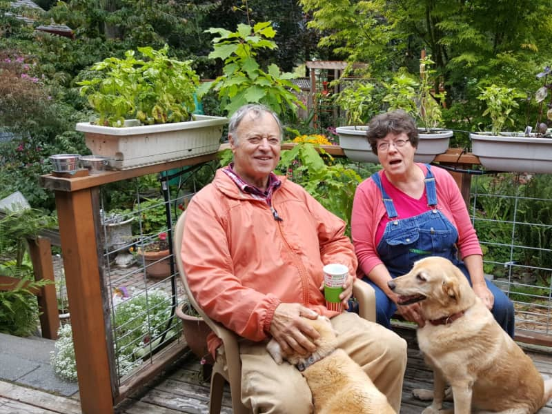 Melinda & Michael from Port Angeles, Washington, United States
