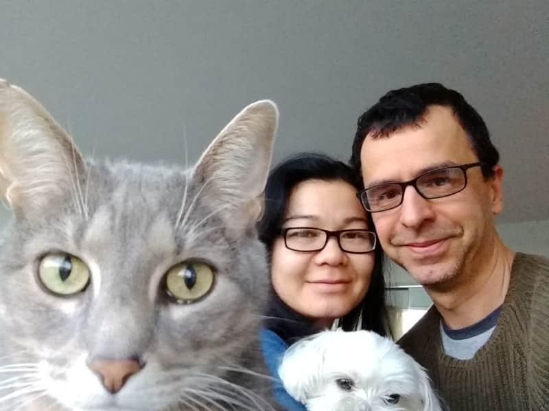 Ross & Samara from Chico, California, United States