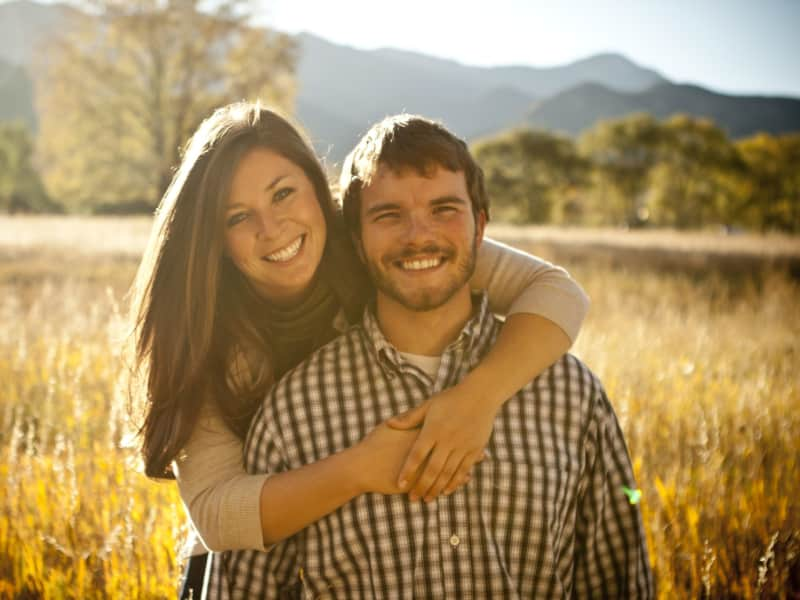 Adam & Lindsey from Colorado Springs, Colorado, United States