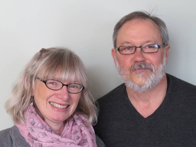 Alison & Pat from Nanaimo, British Columbia, Canada