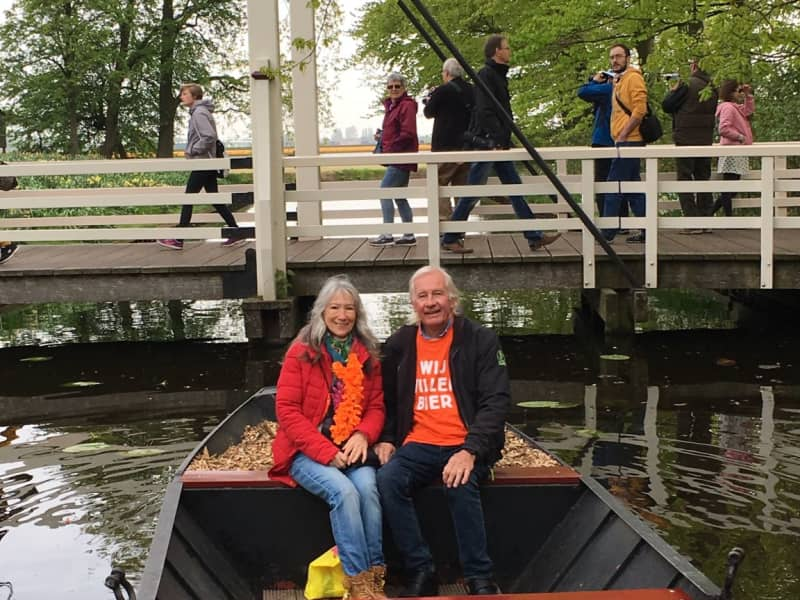 Yvonne & Paul from Arles, France