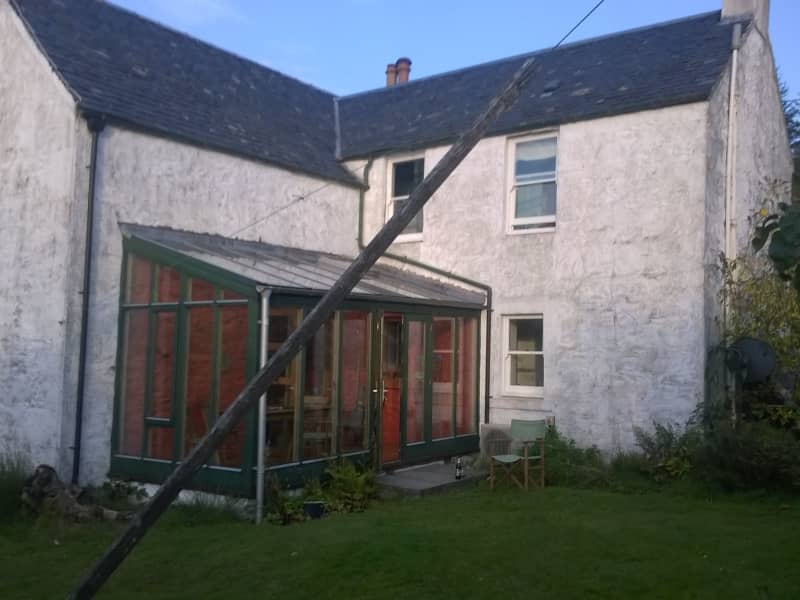 Housesitting assignment in Tarbert, United Kingdom