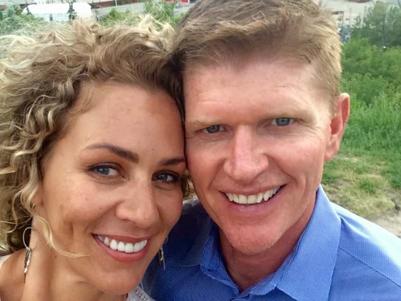 Amanda & Steve from Millarville, Alberta, Canada