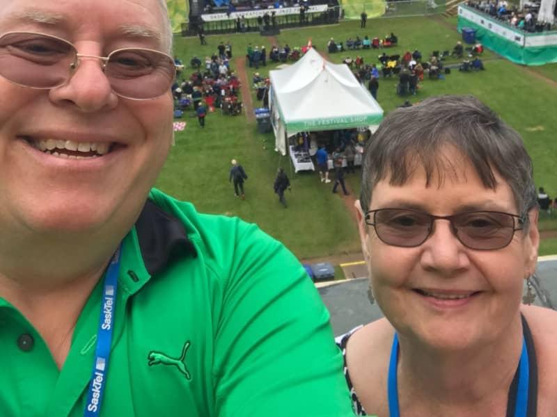 Rick & Kathy from Prince Albert, Saskatchewan, Canada