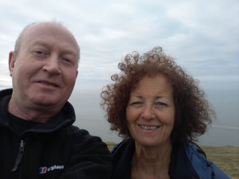 Kathy & Phil from Stafford, United Kingdom