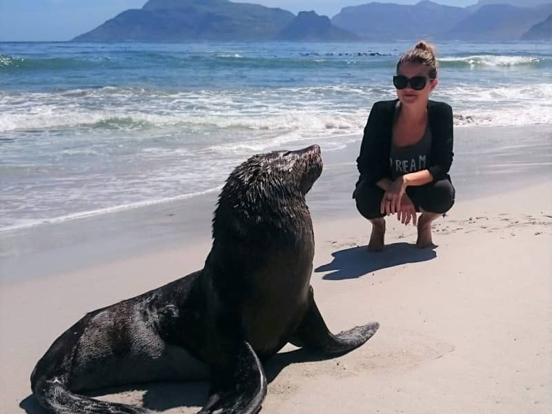 Roxanne from Cape Town, South Africa