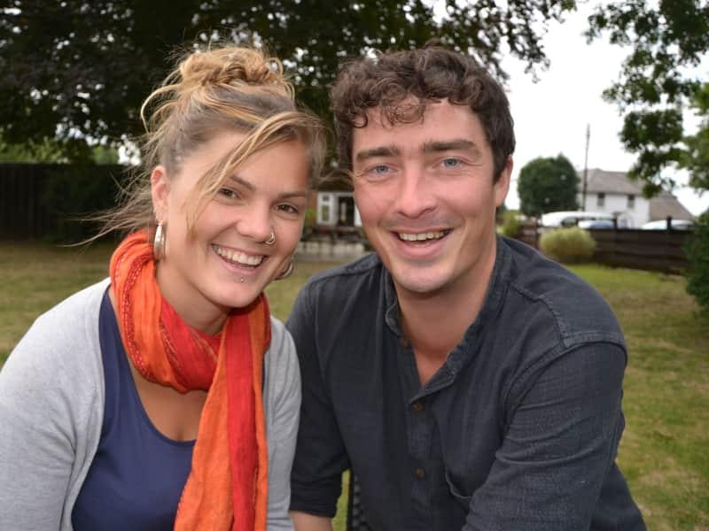 Rowena & John from Frome, United Kingdom