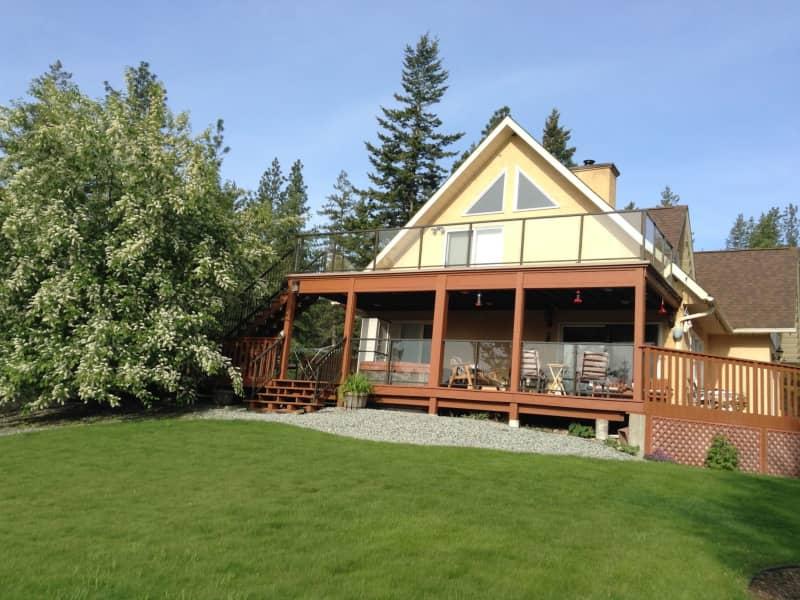 Housesitting assignment in West Kelowna, British Columbia, Canada