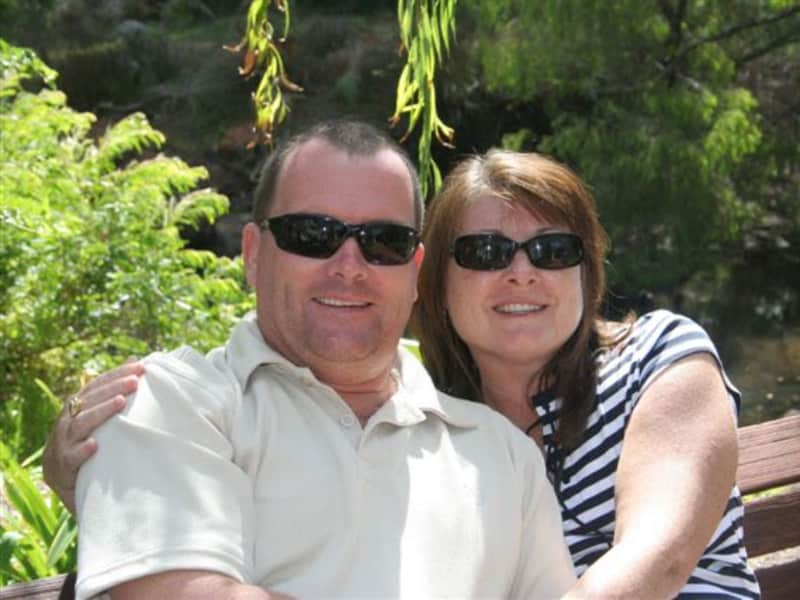 Janeen & Gary from Mandurah, Western Australia, Australia