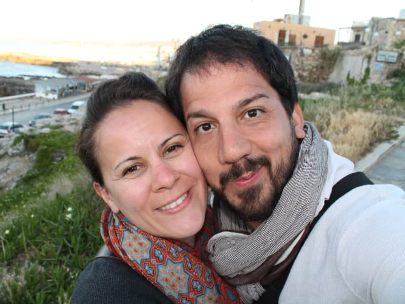 Carolina & Alejandro from Lugano, Switzerland