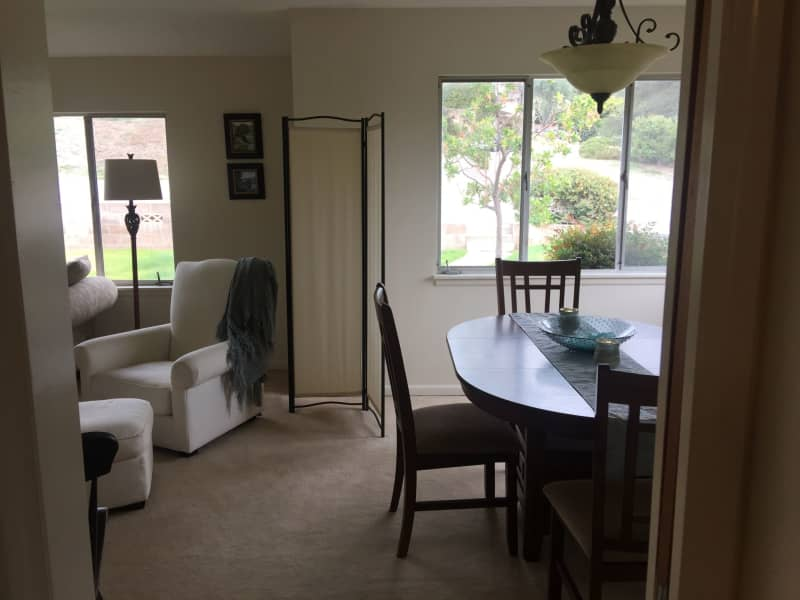 Housesitting assignment in Goleta, California, United States