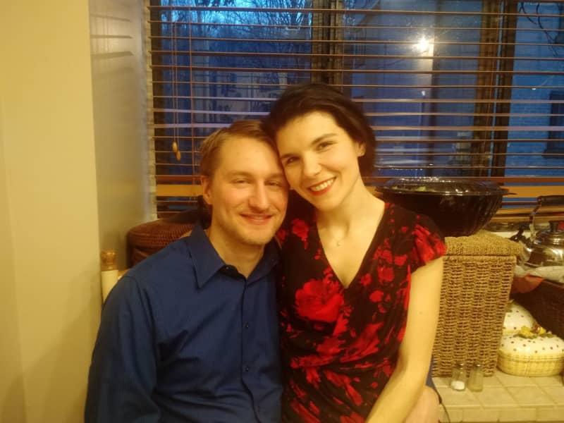 Tamara & Brenan from Seward, Alaska, United States