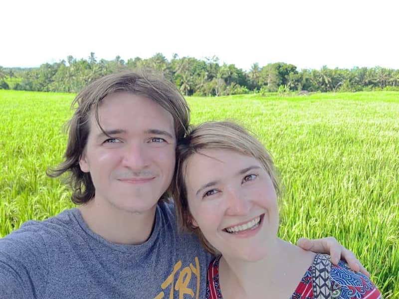 Alexandra & Ivan from Krabi, Thailand