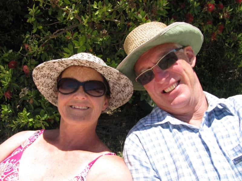 John & Jan from Nelson, New Zealand