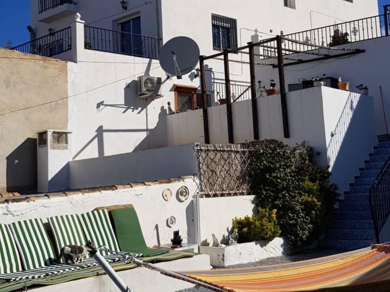 Housesitting assignment in Freila, Spain