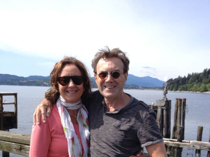 Mel & Irene from Victoria, British Columbia, Canada