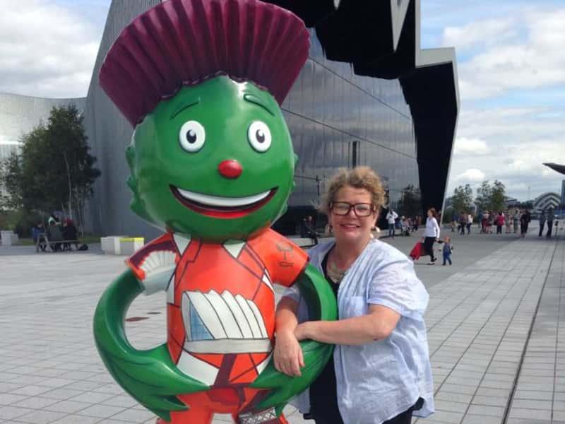 Bernadette from Paisley, United Kingdom