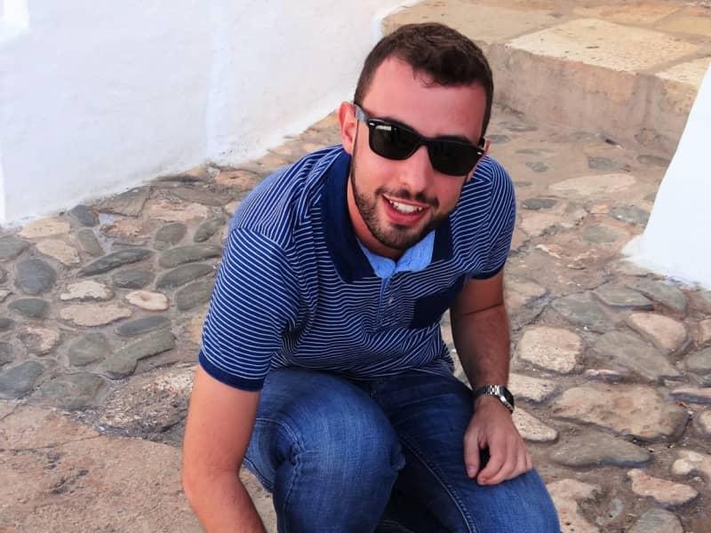 David from Beja, Portugal