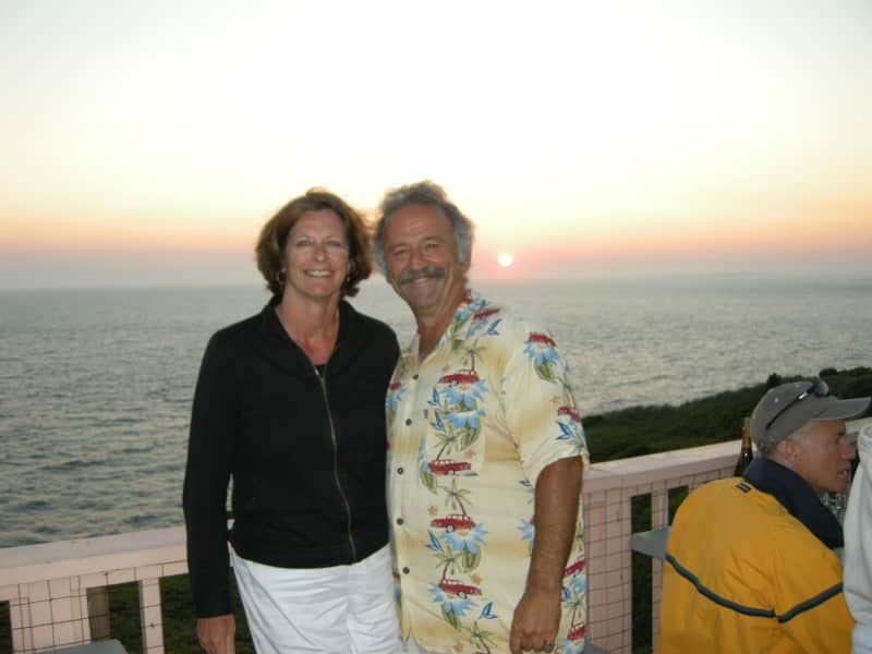 Kenneth & Caroline from Edgartown, Massachusetts, United States