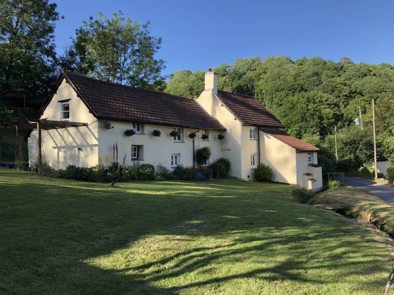 Housesitting assignment in Dulverton, United Kingdom