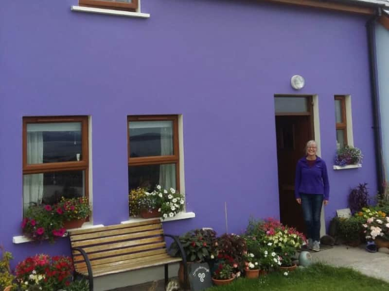 Housesitting assignment in Eyeries, Ireland
