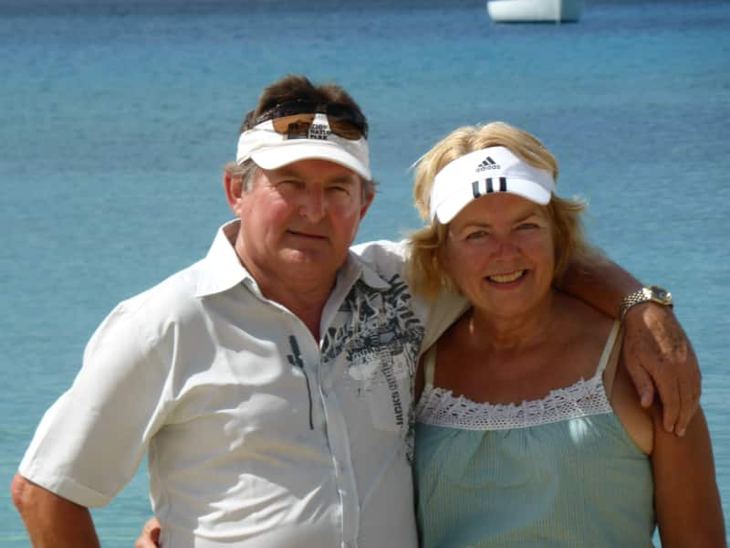 Allen & Linda from Broadbeach, Queensland, Australia