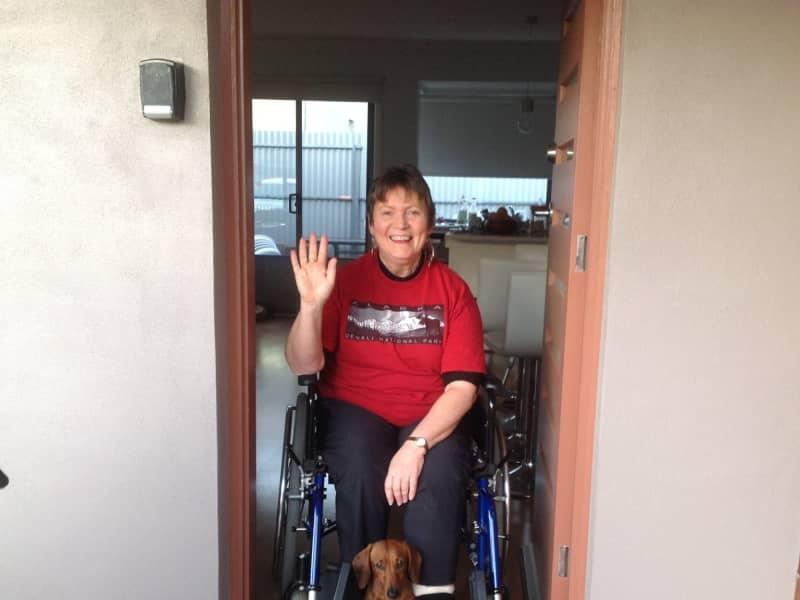 Janet from Echuca, Victoria, Australia