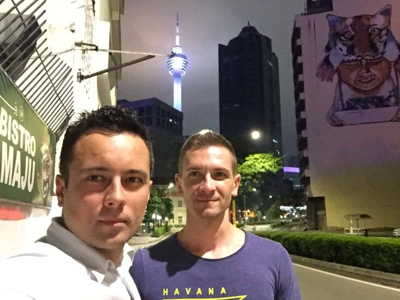 Yaros & Alek from Bangkok, Thailand