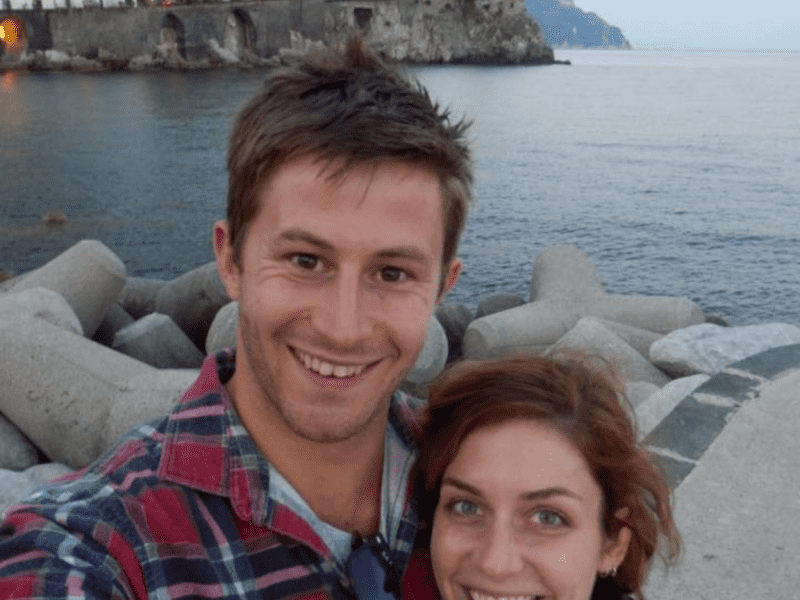 Krista & Andrew from Tenby, United Kingdom