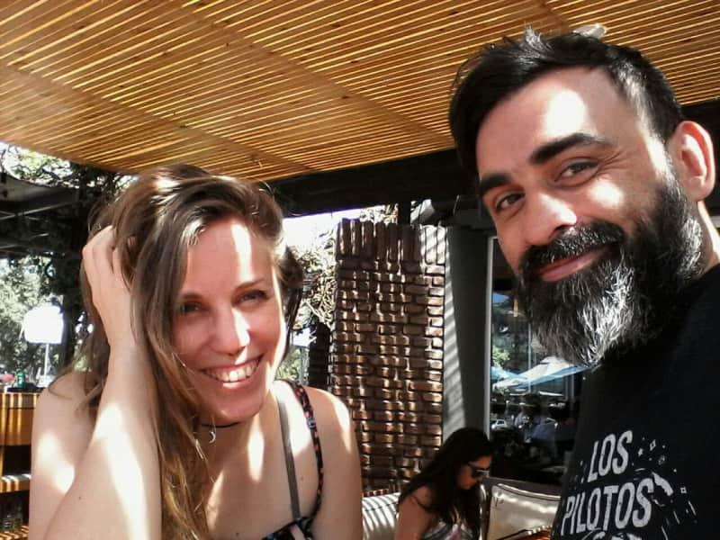 Jesica & Ariel from Rosario, Argentina