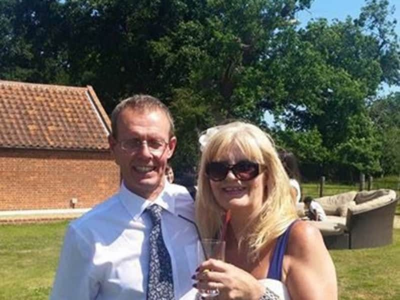Alison & John from Norwich, United Kingdom