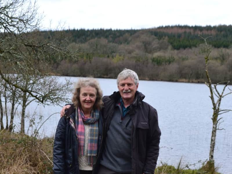 Martin & Pamela from Newport, United Kingdom
