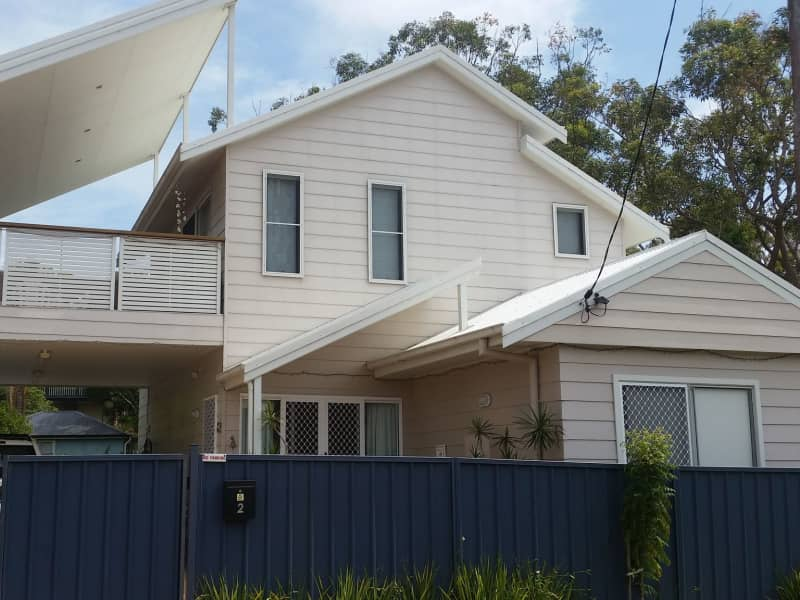 Housesitting assignment in Lemon Tree Passage, New South Wales, Australia