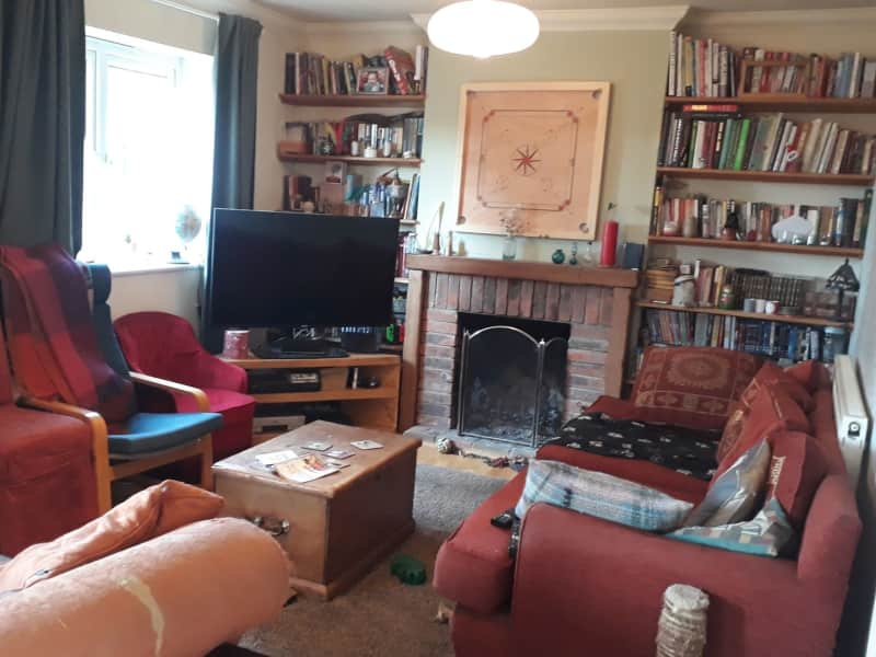 Housesitting assignment in Kingston near Lewes, United Kingdom