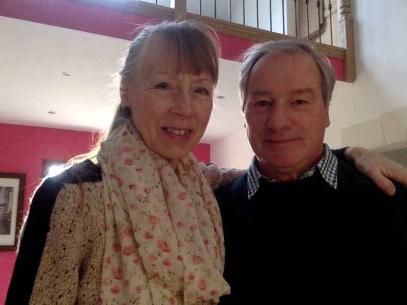 Shirley & Bob from Cendrieux, France