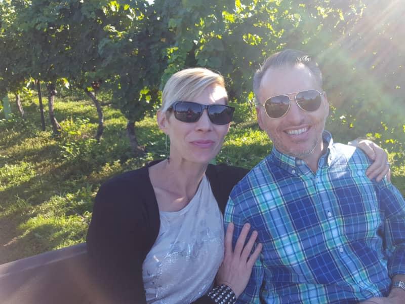 Kari & Mitch from St. Catharines, Ontario, Canada