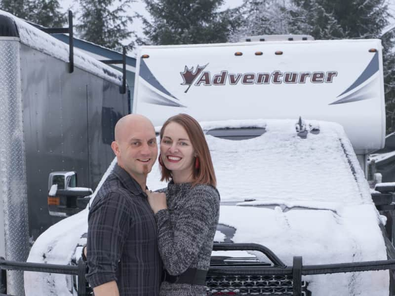 Peter & Alicia from Juneau, Alaska, United States