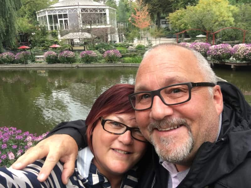 Andrew & Cathy from Poynton, United Kingdom
