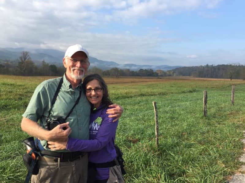 Cathie & Michael from Knoxville, Tennessee, United States