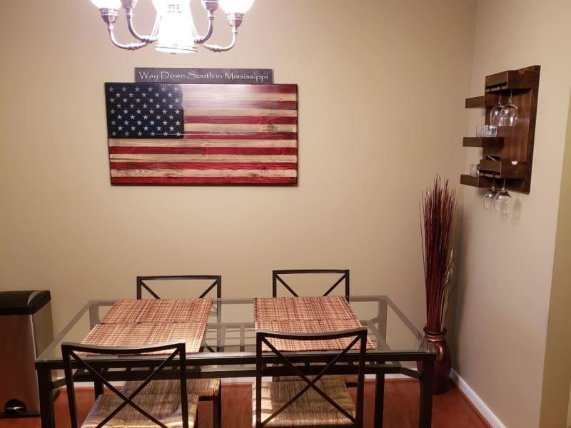 Housesitting assignment in Arlington, Virginia, United States