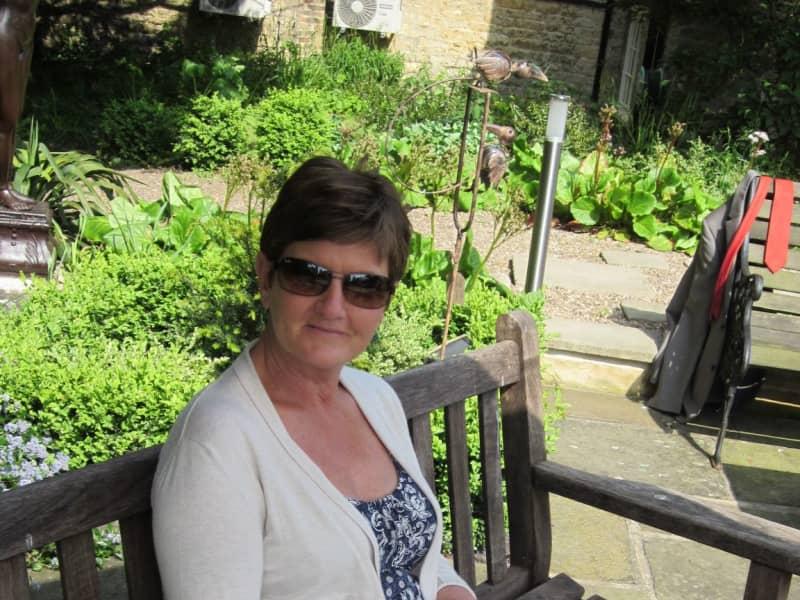 Karen from Belfast, United Kingdom
