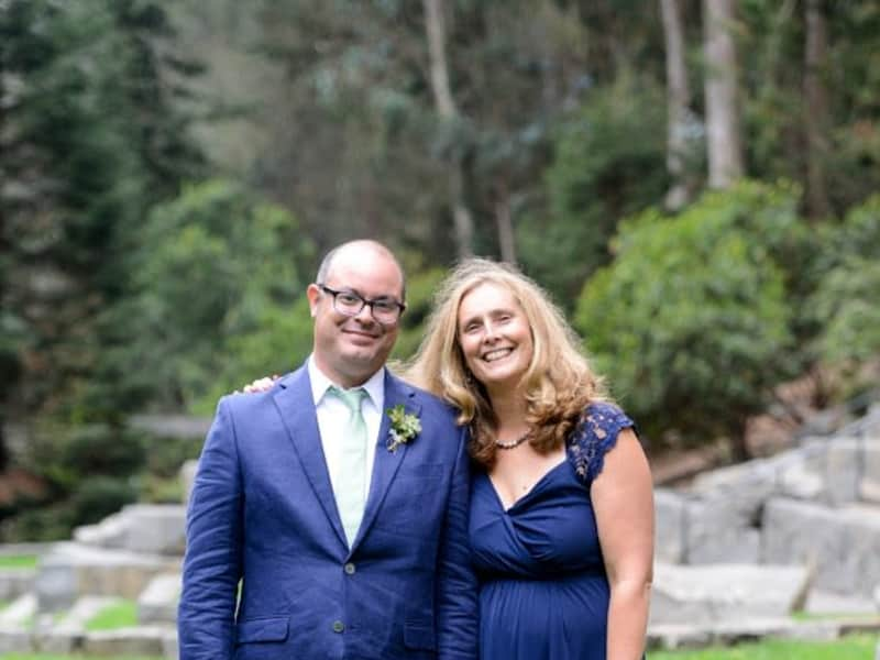 Katherine & Frederic from Sargentville, Maine, United States