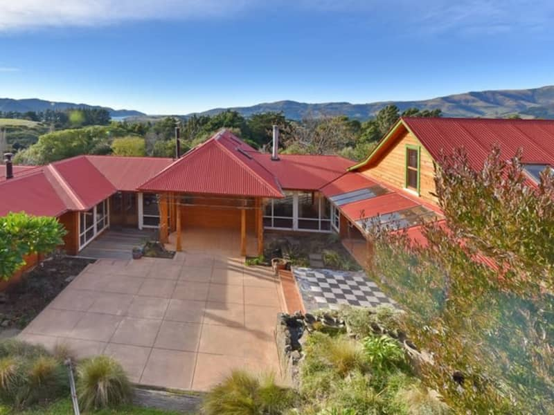 Housesitting assignment in Governors Bay, New Zealand