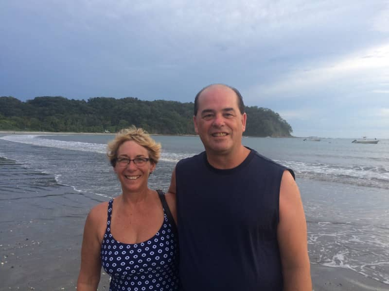 Mary & Ken from Port Severn, Ontario, Canada
