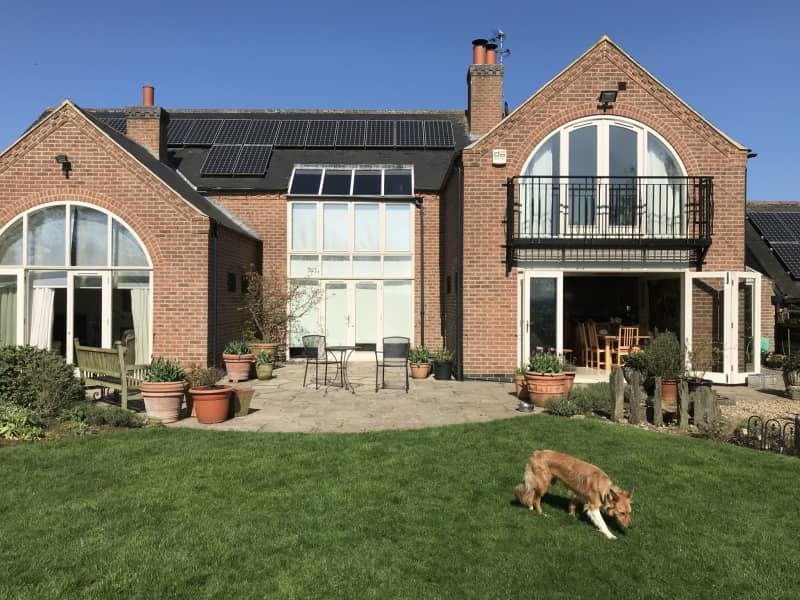 Housesitting assignment in Market Harborough, United Kingdom